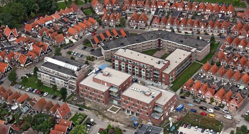 Zorg- en wooncomplex Sint Nicolaashof